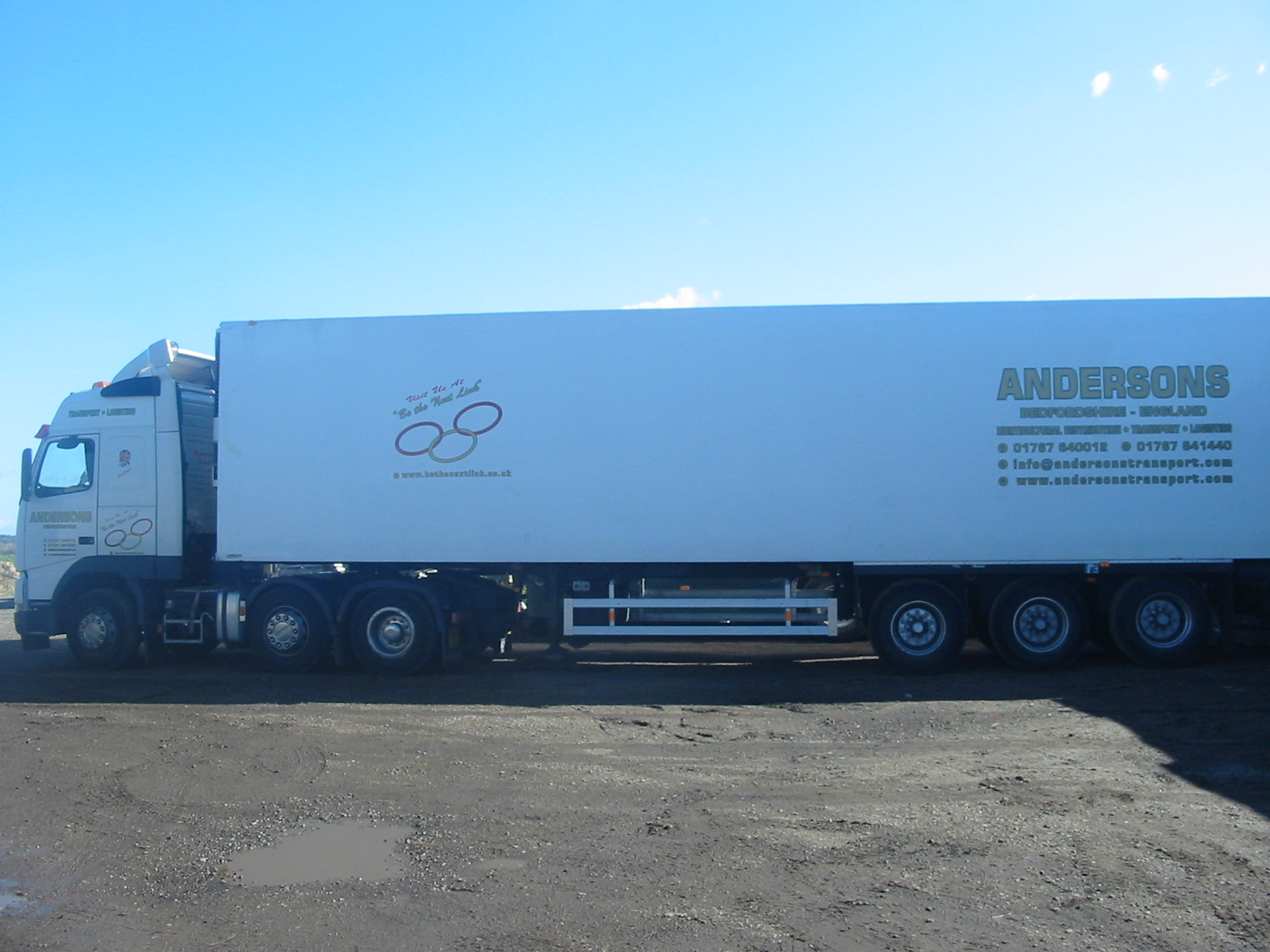 Andersons Box Trailer