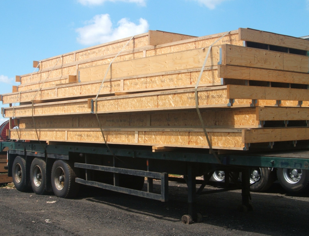 Andersons Flatbed Trailer